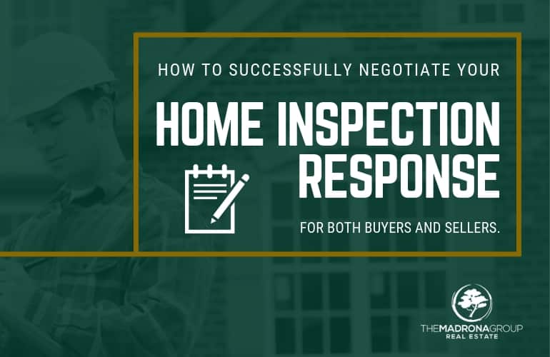 How to successfully negotiate your home inspection response for both buyers and sellers