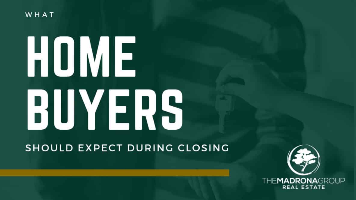 What HOme Buyers Should Expect During Closing
