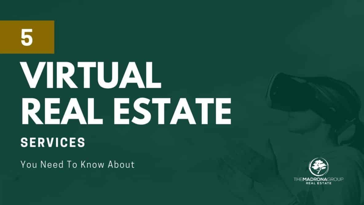 5 Virtual Real Estate Services You need to know about