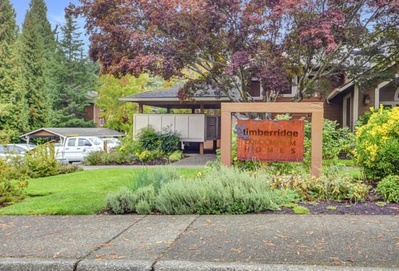 PRISTINE RESORT STYLE CONDO LIVING IN THE HEART OF WOODINVILLE